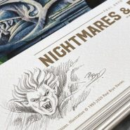 Suntup Press anuncia «Nightmares and Dreamscapess», de Paul Bryn Davies