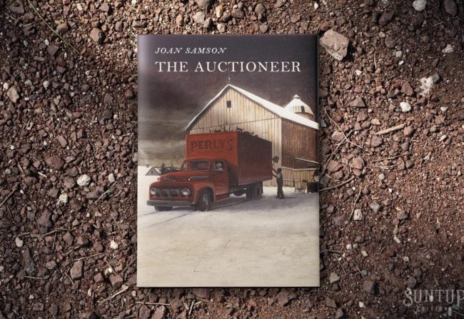 Suntup Editions anuncia The Auctioneer