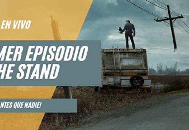 The Stand: Charla sobre el episodio piloto