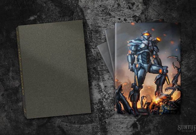 Suntup Editions anuncia Starship Troopers