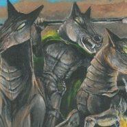 King narra un fragmento de Lobos del Calla