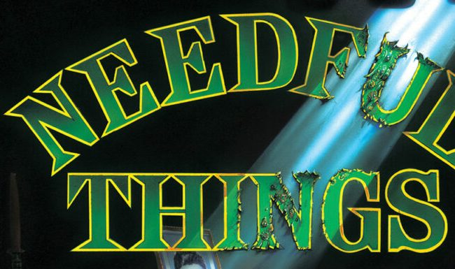 Suntup Press anuncia «Needful Things», de Steve Crisp