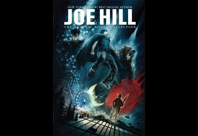 Antología de cómics de Joe Hill