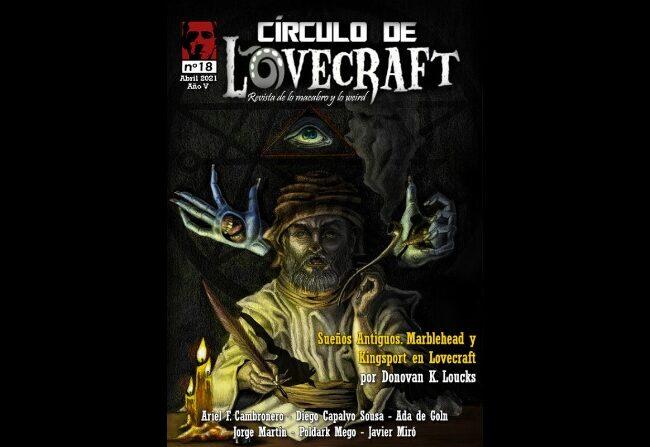Revista Círculo de Lovecraft N° 18