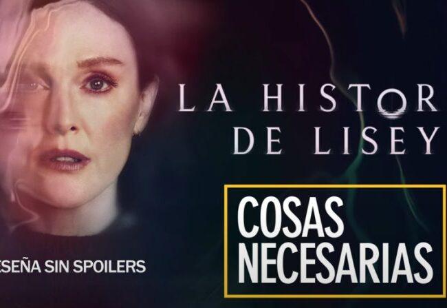 Reseña de la serie Lisey's Story