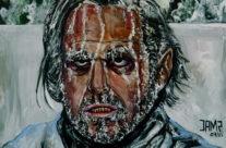 «Jack Torrance», por José Antonio Méndez