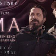 Encuentro virtual con Stephen King y Pablo Larraín